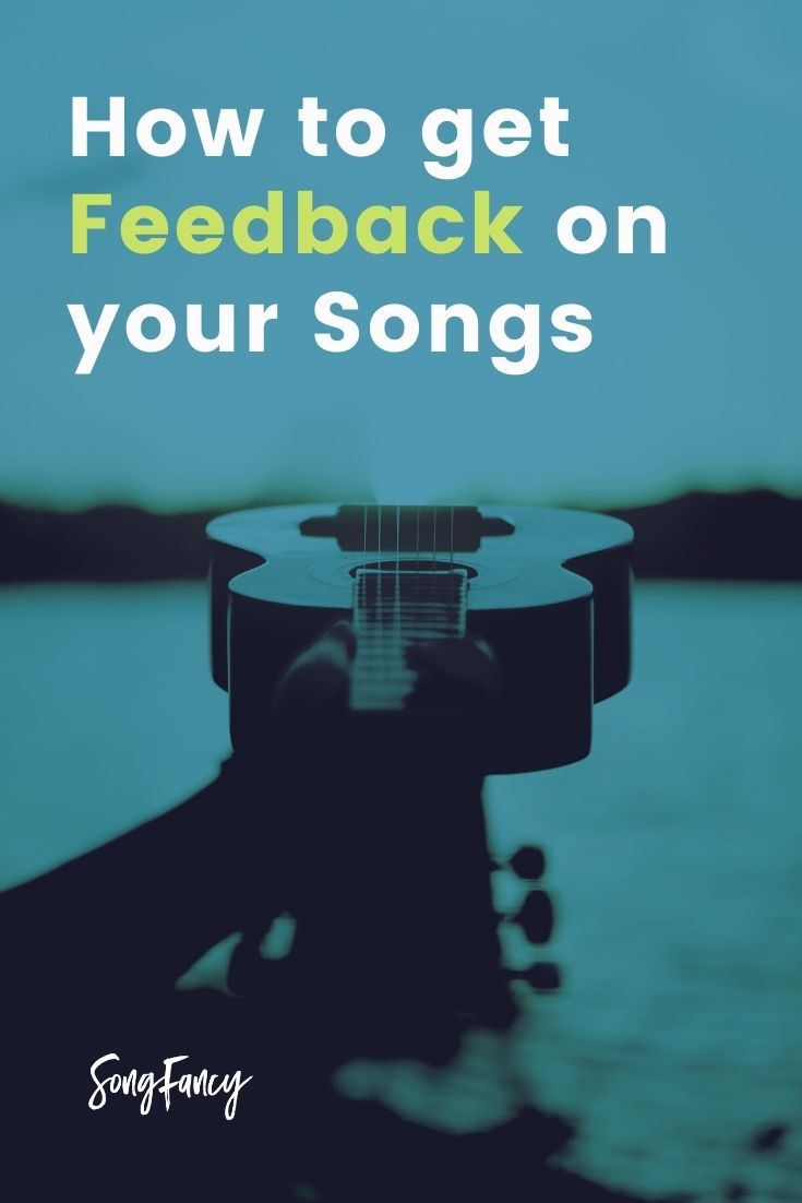 How to get Song Feedback - SongFancy's favorite song critique resources