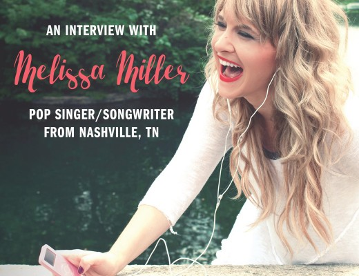 Melissa Miller is a pop singer/songwriter in Nashville, encouraging her fans to Just Push Play.