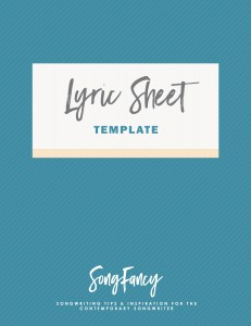 writing-lyrics-easy-blank-lyric-sheet-template-2