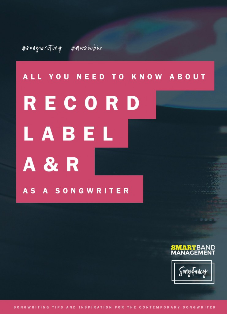 As a songwriter, you'll want to get really familiar with how A&R works at different sized record labels. Jamie Johnson of Smart Band Management leads you through how this department functions. Click to read. | SongFancy.com