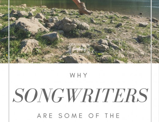 Songwriters are brave af. Here's why.   Songwriting tips and inspiration for the contemporary songwriter, on SongFancy.com