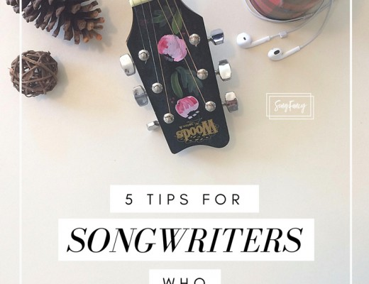 5 tips for songwriters who can't quit their day jobs | on SongFancy, the contemporary songwriting blog