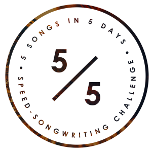 The 5 in 5 songwriting challenge includes a songwriting contest portion. Check it out at bit.ly/5songs5days