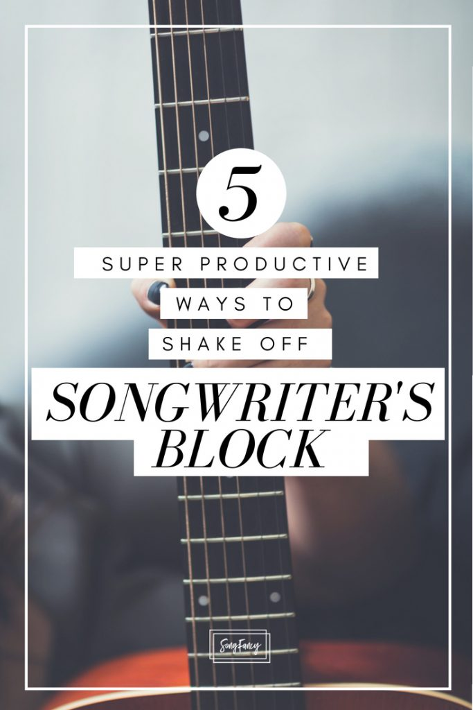 5 Super Practical Ways to Shake Off Songwriter's Block _ By Jon Anderson on SongFancy (1)