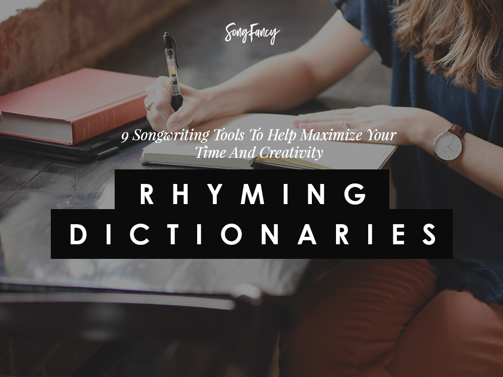 Rhyming Dictionary apps for songwriters | SongFancy.com