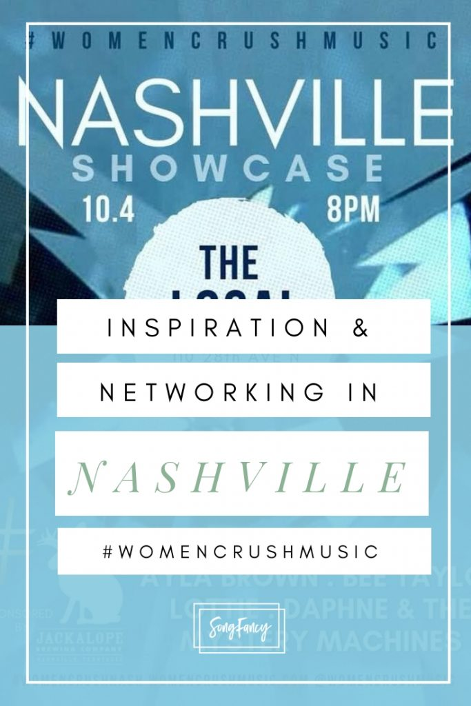 Women Crush Music: Nashville networking event for female singers and songwriters | SongFancy.com