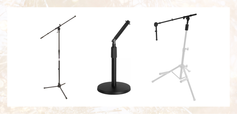 Mic stands from OnStage
