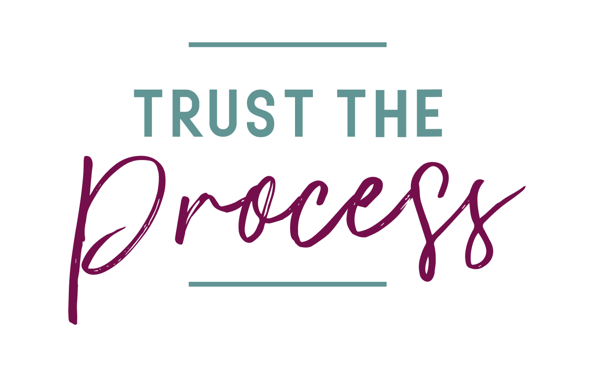 Trust the Process Logo