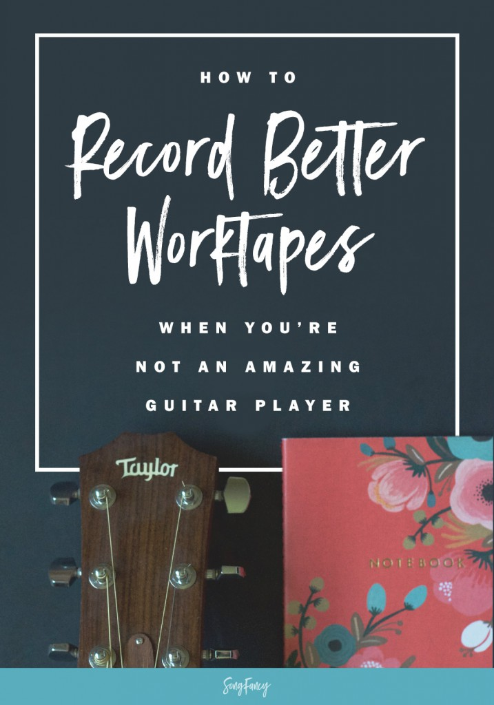 Feel like your worktapes are lacking some pizzazz because you're not a virtuoso guitarist? Here are some quick & easy ways to add sonic interest to your worktapes! | SongFancy.com