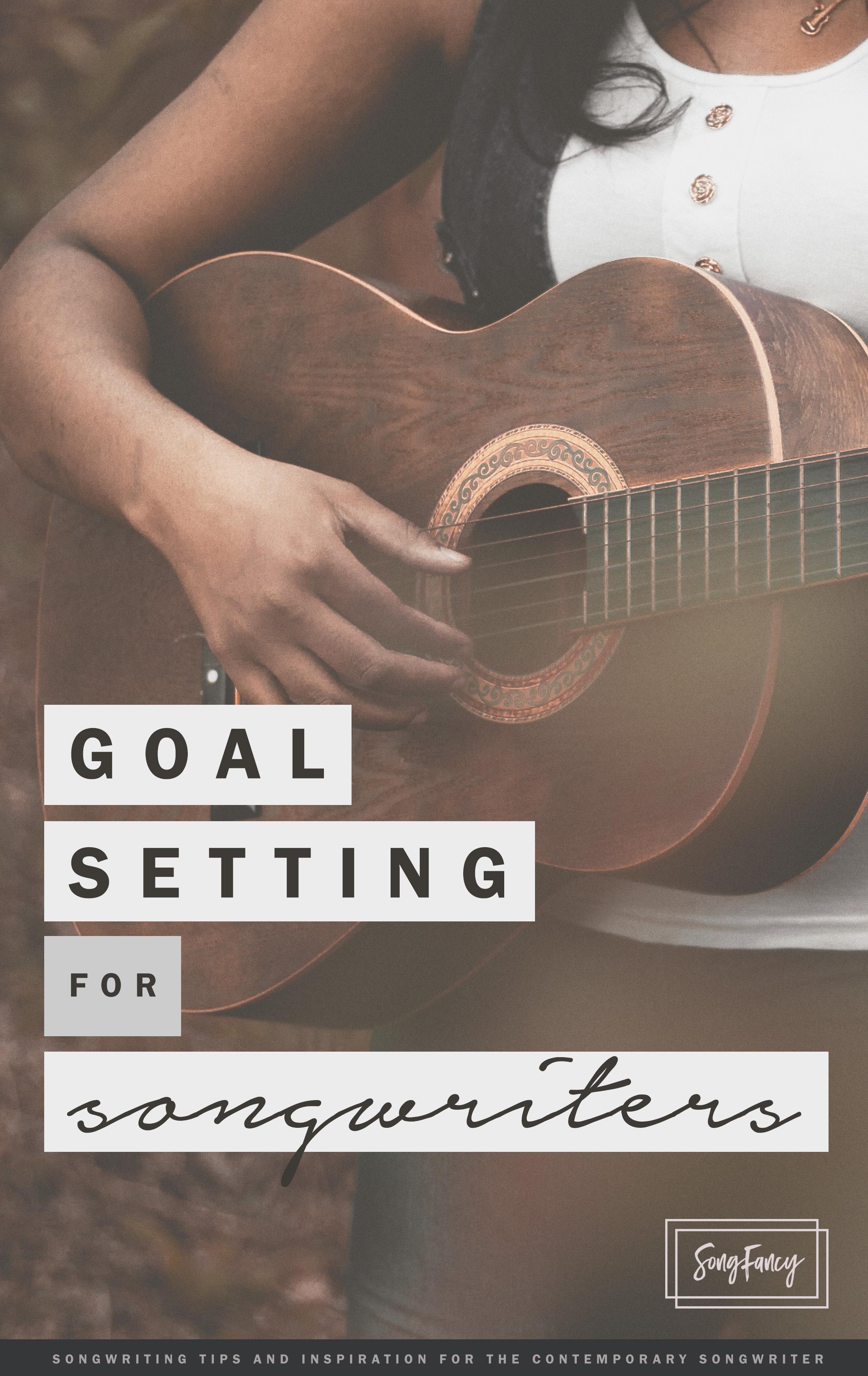 We've got big dreams. Let's get them down on paper and start making them happen. Read on. | SongFancy.com