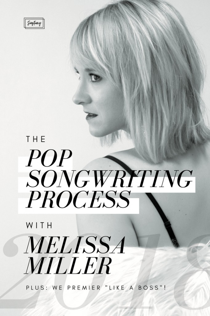 Melissa Miller is a pop artist based in Nashville, Tennessee, who writes highly melodic pop with rich visuals that inspire anyone who listens to (or even occasionally indulges in) Top 40 radio. Melissa shares with SongFancy some insights into her songwriting process, peeks into the writing room, what it's like writing with trusted cowriters, and a listen to her new single Like a Boss.